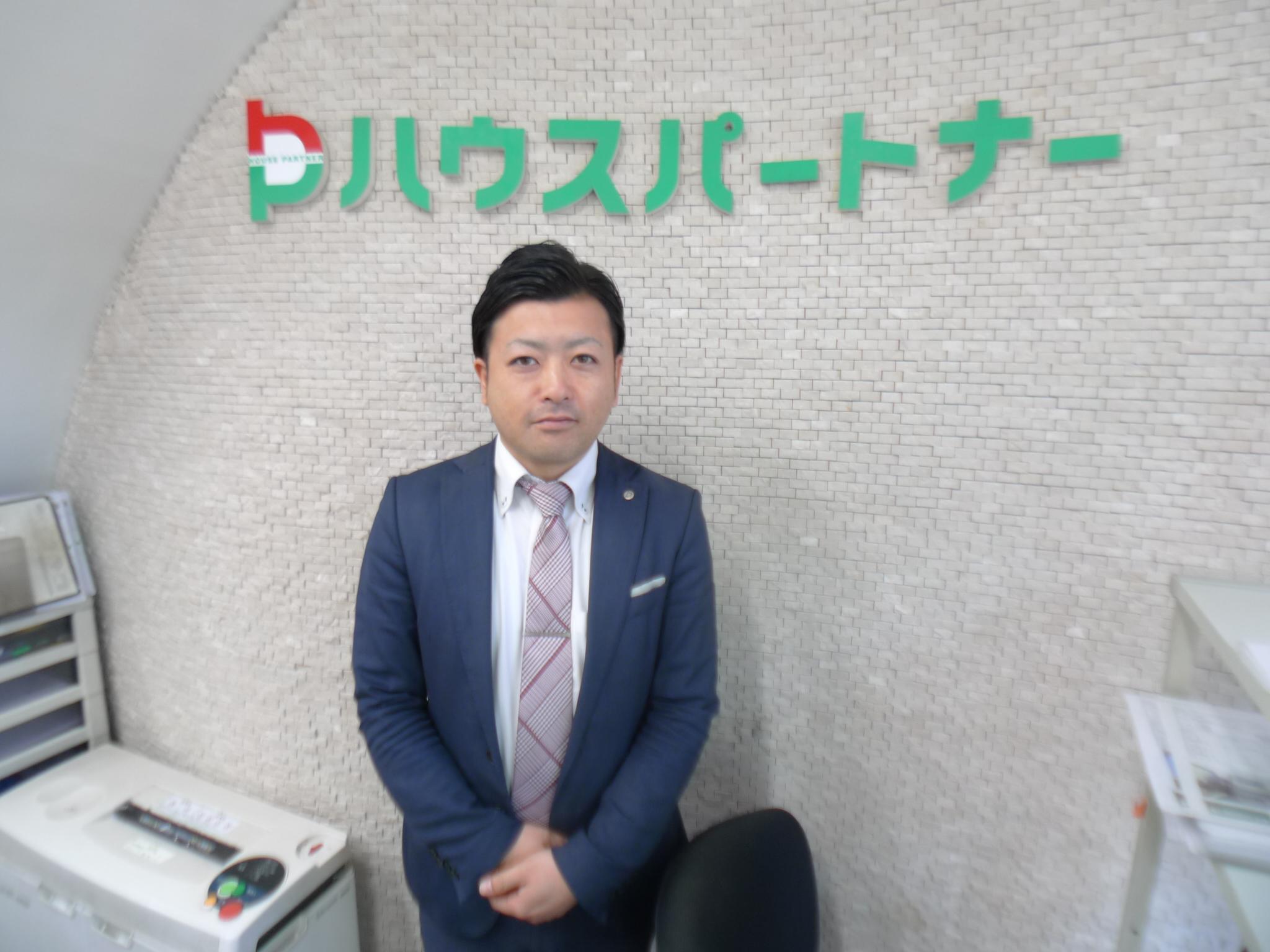 松戸店 金木係長