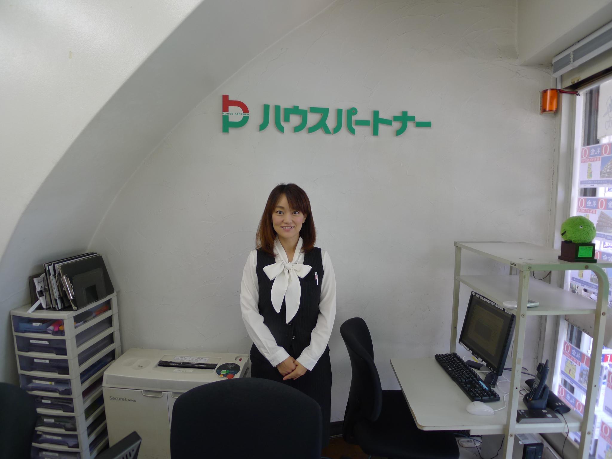 松戸店 米沢事務
